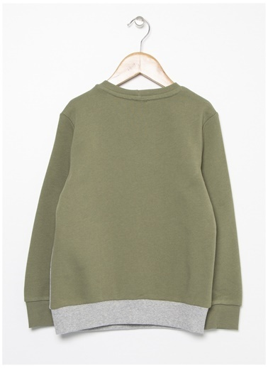 Benetton Sweatshirt Haki